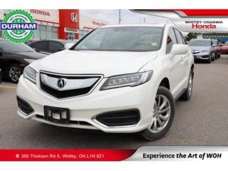 Used 2016 Acura RDX AWD 4dr for sale in Whitby, ON