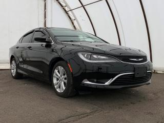 Used 2016 Chrysler 200 Limited EXTRA CLEAN, HEATED SEATS, TINTED GLASS, 5.0 TOUCH SCREEN for sale in Ottawa, ON