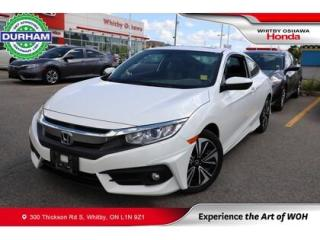 Used 2018 Honda Civic EX-T for sale in Whitby, ON