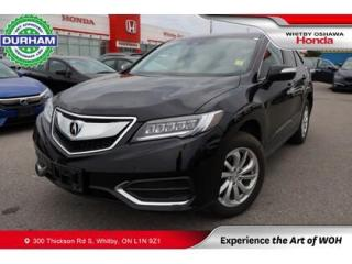 Used 2017 Acura RDX AWD 4dr for sale in Whitby, ON