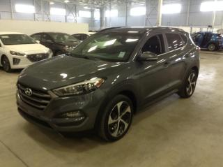 Used 2016 Hyundai Tucson AWD Limited Cuir Toit Nav for sale in Longueuil, QC