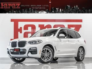 Used 2018 BMW X3 M-SPORT|30i|B.SPOT|LDW|NAVI|REARCAM|PANO|LOADED for sale in North York, ON