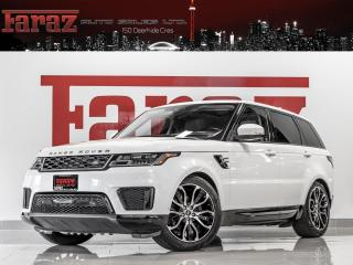 Used 2019 Land Rover Range Rover Sport HSE Td6|7PASSENGER|ADAPT CRZ|B.SPOT|AEB|LDW|PANO|LOADED for sale in North York, ON