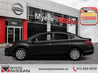 Used 2017 Nissan Sentra SV  - Bluetooth -  Heated Seats - $96 B/W for sale in Orleans, ON