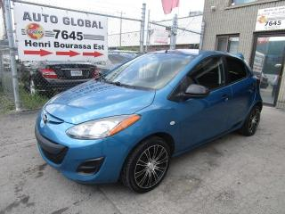 Used 2012 Mazda MAZDA2 GX bicorps manuelle 4 portes for sale in Montréal, QC