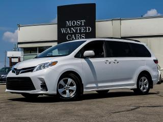 Used 2018 Toyota Sienna LE|8PASSENGER|CAMERA|SLIDING DOOR for sale in Kitchener, ON
