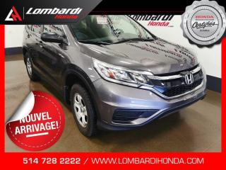 Used 2015 Honda CR-V LX AWD CAM  for sale in Montréal, QC