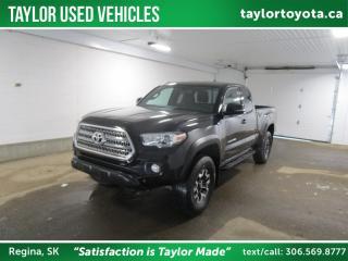 Used 2016 Toyota Tacoma SR5 for sale in Regina, SK