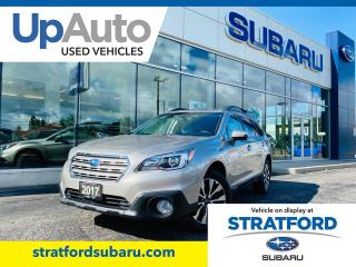 Used 2017 Subaru Outback Limited w/Tech for sale in Stratford, ON