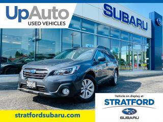 Used 2018 Subaru Outback Touring for sale in Stratford, ON