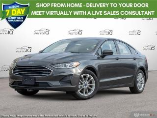 New 2020 Ford Fusion SE | FWD | 1.5L ECOBOOST | VOICE-ACTIVATED NAVIGATION for sale in Kitchener, ON