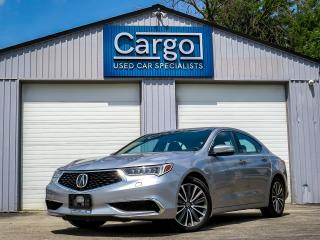 Used 2018 Acura TLX SH-AWD Tech for sale in Stratford, ON