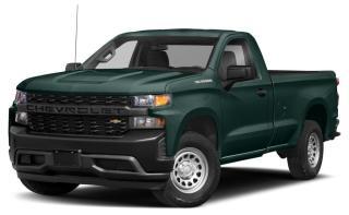 New 2020 Chevrolet Silverado 1500 Work Truck for sale in Tillsonburg, ON
