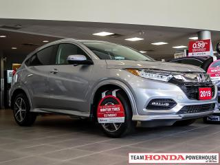 Used 2019 Honda HR-V Touring for sale in Milton, ON