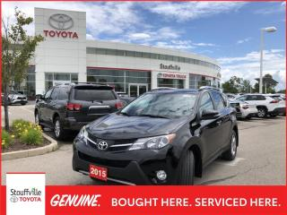 Used 2015 Toyota RAV4 XLE AWD - POWER MOONROOF - BACKUP CAMERA for sale in Stouffville, ON