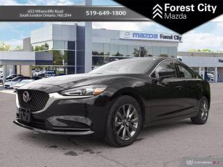 Used 2018 Mazda MAZDA6 GS-Luxury | Ultra low KM! | Navigation for sale in London, ON