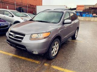 Used 2007 Hyundai Santa Fe AWD 4dr 3.3L Auto GLS 7Pass/Leather/Sunroof for sale in North York, ON