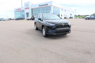New 2020 Toyota RAV4 LE for sale in Summerside, PE