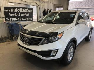 Used 2012 Kia Sportage FWD 4dr I4 Man LX  $43.45 PAR SEM+TAXES for sale in St-Raymond, QC