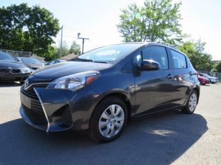 Used 2015 Toyota Yaris LE AUTOMATIQUE A/C CRUISE BLUETOOTH for sale in St-Eustache, QC