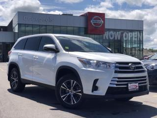 Used 2019 Toyota Highlander LE REVERSE CAMERA, BLUETOOTH for sale in Midland, ON