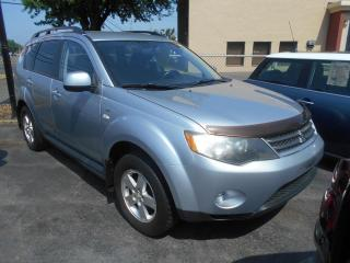 Used 2009 Mitsubishi Outlander 4 RM 4 portes LS for sale in Sorel-Tracy, QC