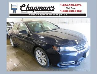 Used 2019 Chevrolet Impala 1LT Remote Start, Panoramic Sunroof, Rear Vision Camera for sale in Killarney, MB