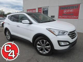 Used 2014 Hyundai Santa Fe Sport 2.0T CUIT TOIT PANO AWD for sale in St-Jérôme, QC