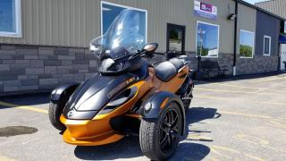 Used 2011 Can-Am Spyder RS RS/S for sale in Tilbury, ON