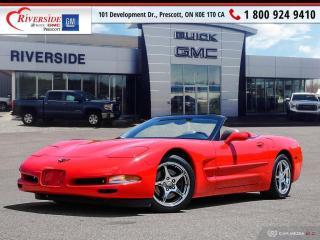 Used 1998 Chevrolet Corvette for sale in Prescott, ON