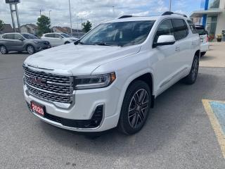 New 2020 GMC Acadia Denali for sale in Carleton Place, ON