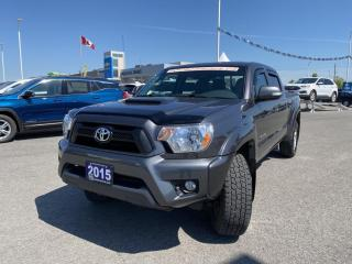 Used 2015 Toyota Tacoma V6 for sale in Carleton Place, ON
