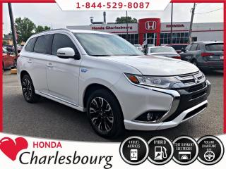 Used 2018 Mitsubishi Outlander SE S-AWC ***PHEV*** for sale in Charlesbourg, QC