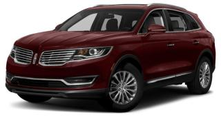 Used 2017 Lincoln MKX Reserve for sale in Newmarket, ON