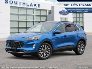 New 2020 Ford Escape Titanium Hybrid for sale in Newmarket, ON