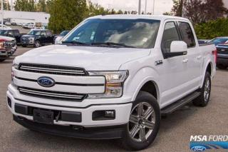 New 2020 Ford F-150 Lariat for sale in Abbotsford, BC