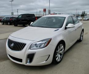 Used 2012 Buick Regal GS w/1SX for sale in Estevan, SK