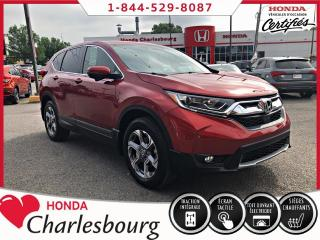 Used 2017 Honda CR-V EX AWD**47 059 KM**UN PROPRIÉTAIRE** for sale in Charlesbourg, QC