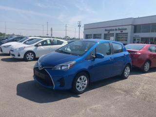 Used 2015 Toyota Yaris * AUTOMATIQUE * AIR * 61 000 KM * for sale in Mirabel, QC