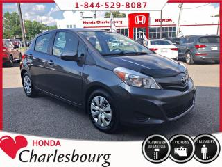 Used 2012 Toyota Yaris LE AUTOMATIQUE **5 PORTES** for sale in Charlesbourg, QC