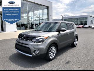 Used 2019 Kia Soul EX AUTO for sale in Victoriaville, QC