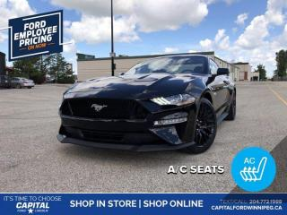 New 2020 Ford Mustang GT Premium for sale in Winnipeg, MB