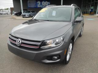 Used 2012 Volkswagen Tiguan Auto Highline 4Motion,MAGS,TOIT+++ for sale in Mirabel, QC