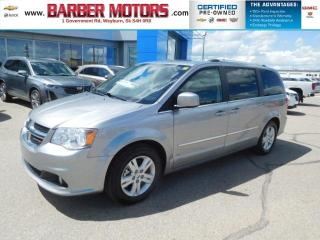 Used 2015 Dodge Grand Caravan for sale in Weyburn, SK