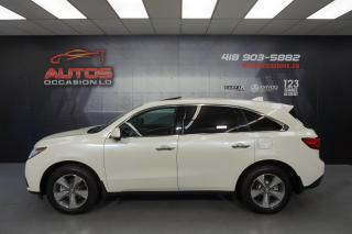 Used 2015 Acura MDX SH-AWD AUTO CUIR TOIT OUVRANT CAMERA 102 649 KM !! for sale in Lévis, QC