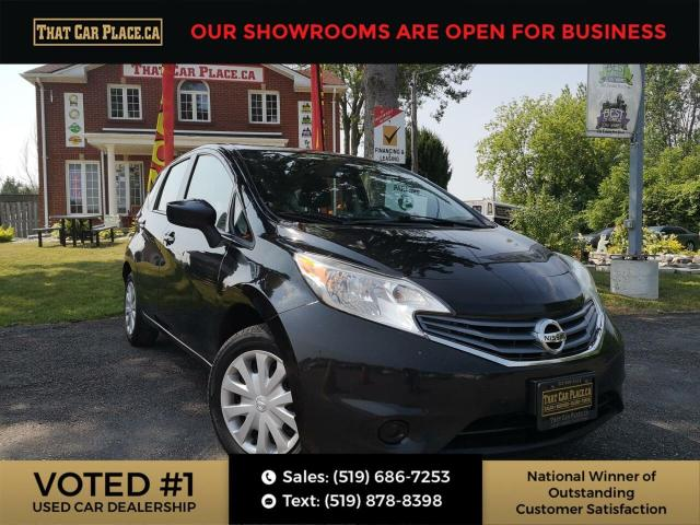 2016 Nissan Versa Note 1.6 SV LOW KM PRICED TO SELL-Automatic
