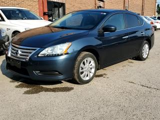Used 2015 Nissan Sentra 4DR SDN CVT SV for sale in Kitchener, ON