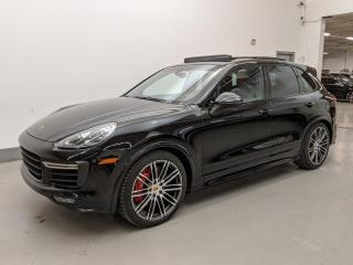 Used 2017 Porsche Cayenne GTS/PREMIUM PLUS PKG/ LANE CHANGE ASSIST! for sale in Toronto, ON