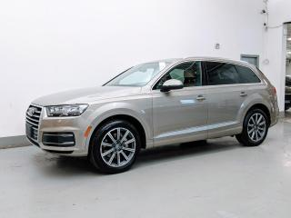 Used 2017 Audi Q7 TECHNIK/PUSH START/VENTILATED SEATS/MASSAGE SEATS! for sale in Toronto, ON