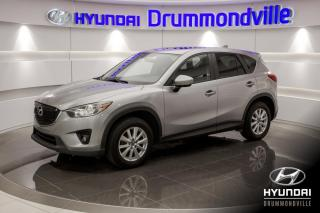 Used 2013 Mazda CX-5 GS AWD + TOIT +  CAMERA + A/C + MAGS + for sale in Drummondville, QC